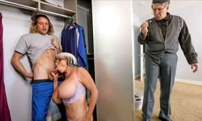 Порно Зрелых С Молодыми Браззерс